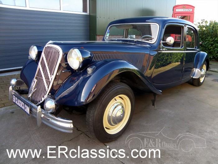 Citroen 1955 a vendre