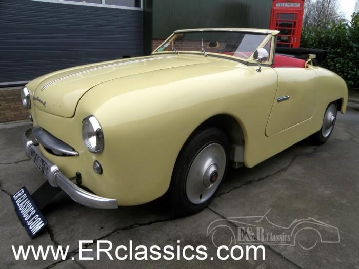Panhard 1954 a vendre