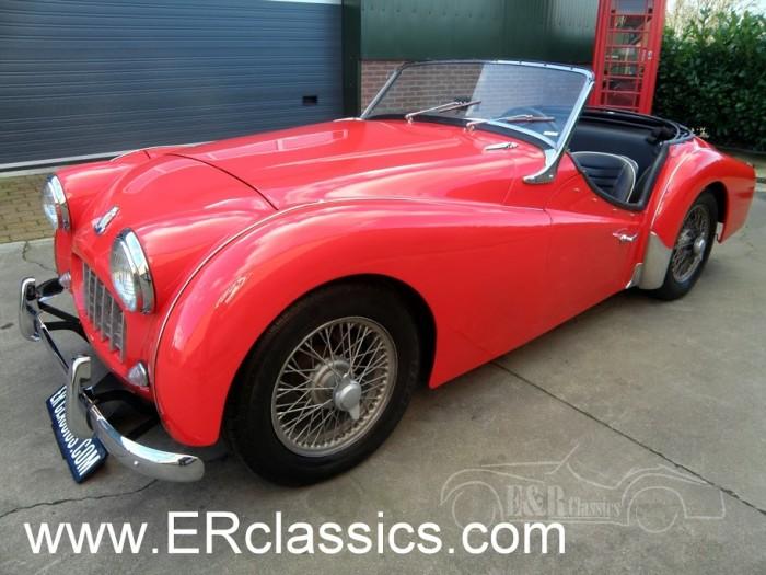 Triumph 1957 a vendre