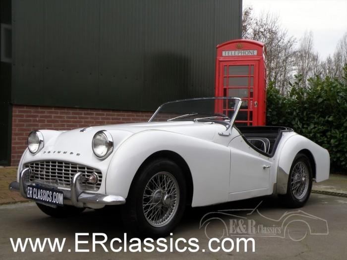 Triumph 1961 a vendre
