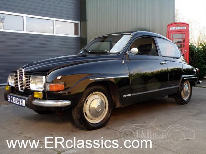 Saab 1973 a vendre
