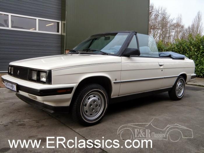 Renault 1985 a vendre