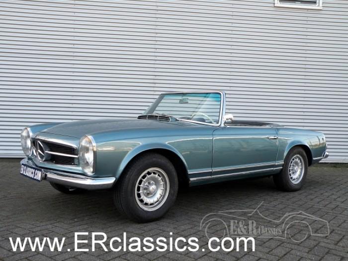 Mercedes 1963 a vendre