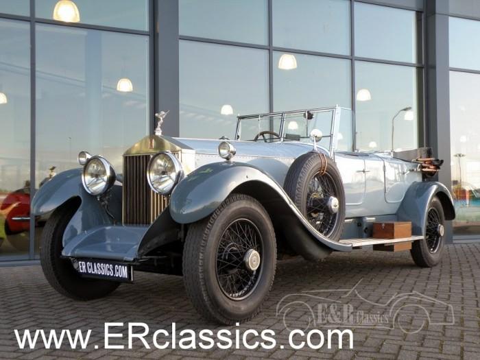 Rolls Royce 1928 a vendre
