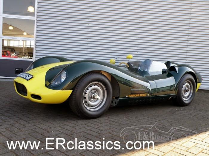 Jaguar 1959 a vendre