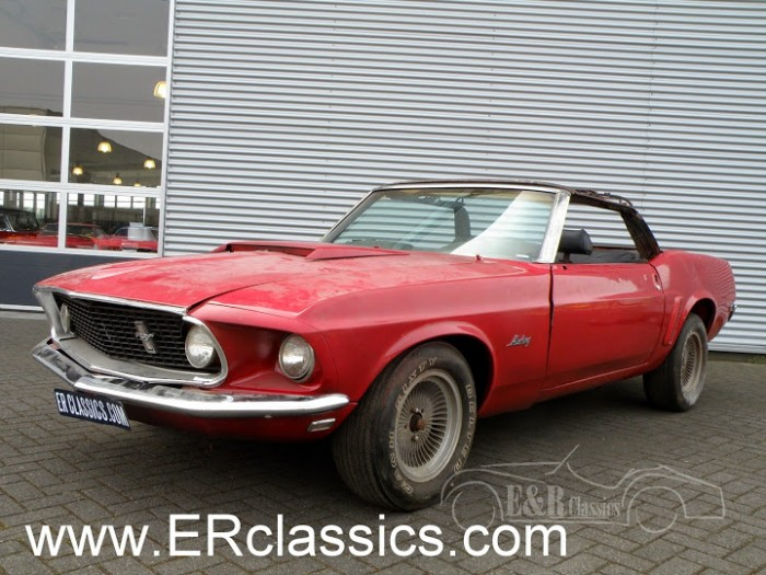 Ford 1969 a vendre