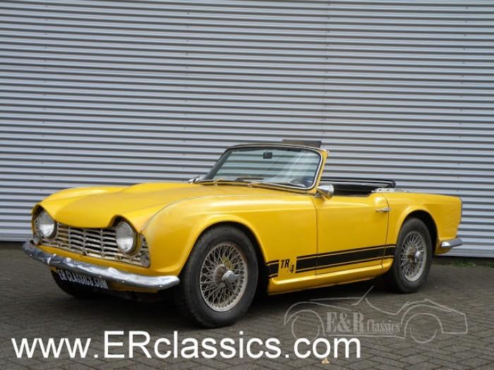 Triumph 1965 a vendre