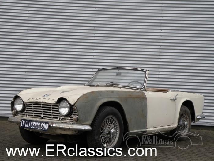 Triumph 1964 a vendre