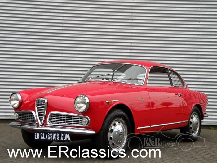 Alfa 1961 a vendre