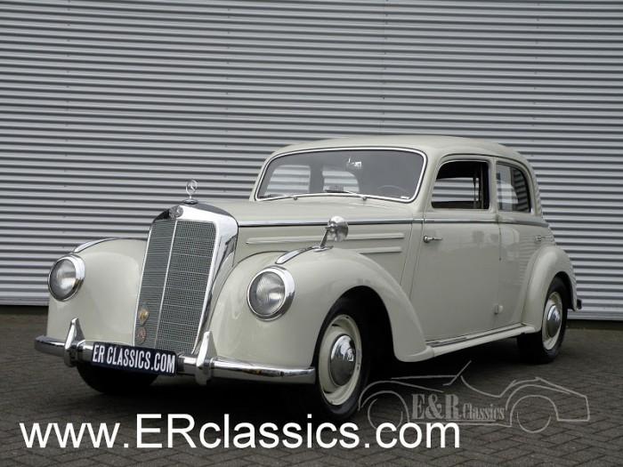 Mercedes 1953 a vendre