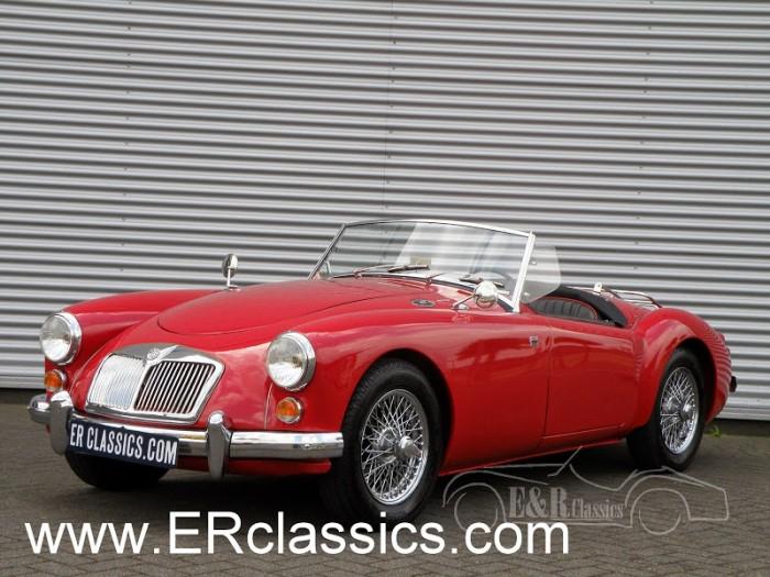 MG 1960 a vendre