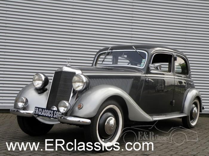 Mercedes 1950 a vendre