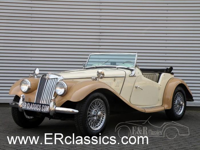 MG 1954 a vendre