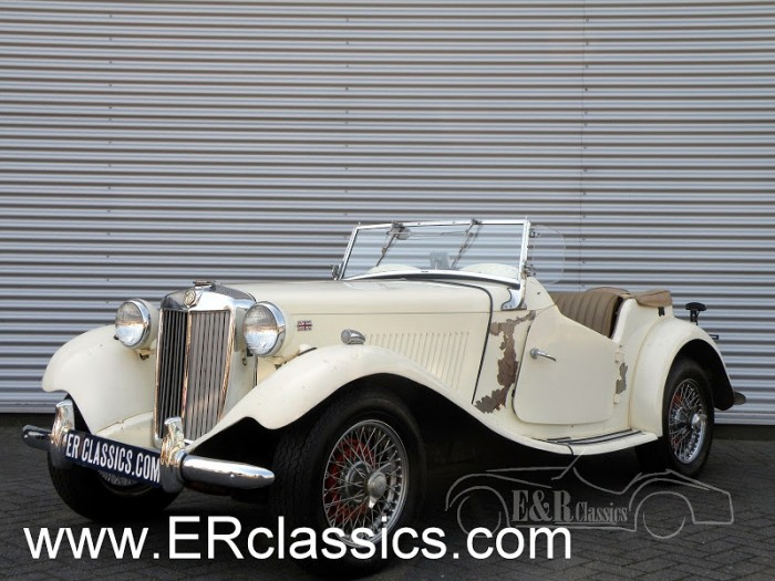 MG 1950 a vendre