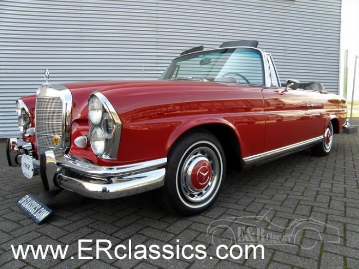 Mercedes 1962 a vendre