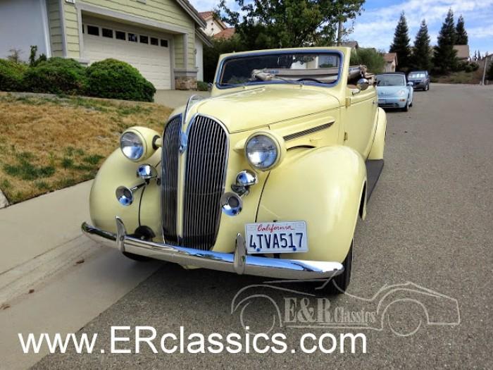 Plymouth 1937 a vendre