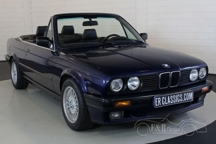 BMW 318I cabriolet 1993  a vendre
