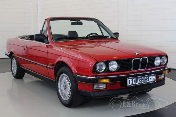 BMW 320i (E30) cabriolet 1988 a vendre