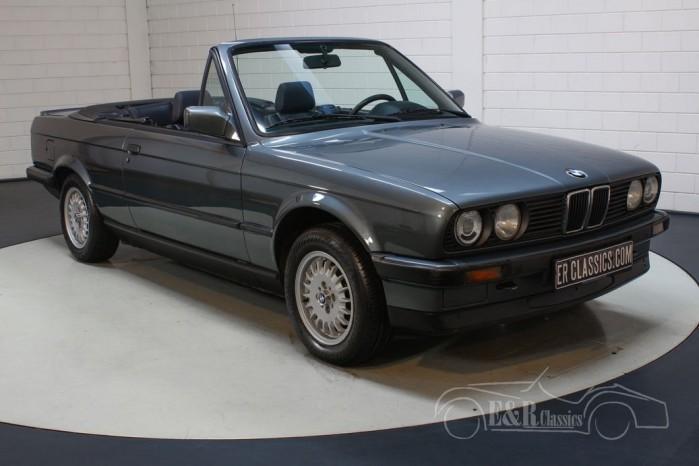BMW 320i E30 Cabriolet  a vendre