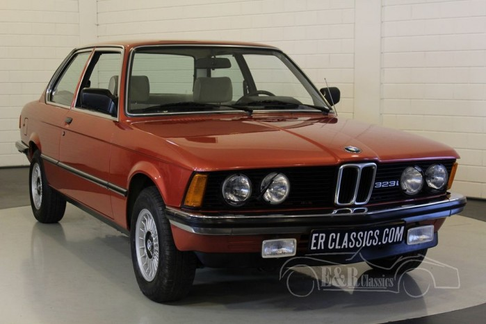 bmw 323i coupe e21 1981 vendre erclassics. Black Bedroom Furniture Sets. Home Design Ideas