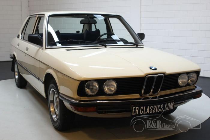 BMW E12 518 1980  a vendre