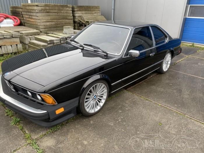 BMW 633 CSI  a vendre