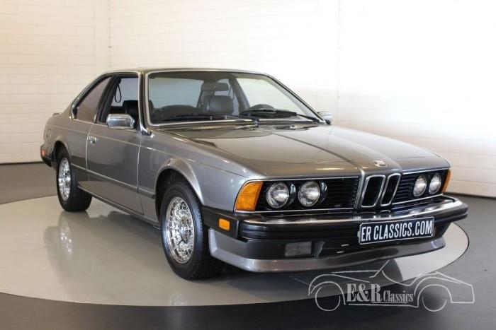 BMW 635 CSI 1985  a vendre