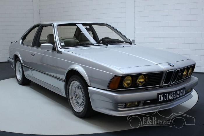 BMW M635 CSI 1984  a vendre