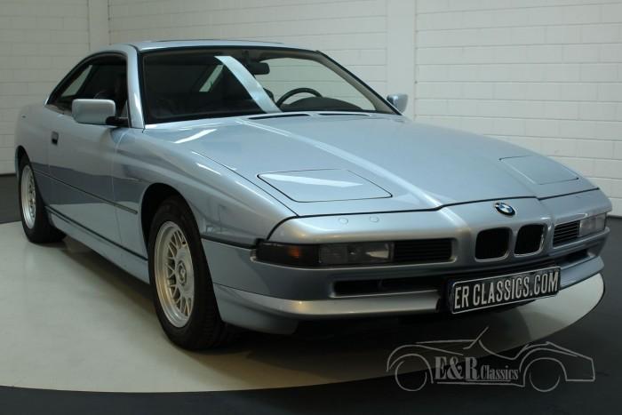 BMW 850i E31 1991 a vendre