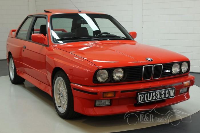BMW M3 E30 1987  a vendre