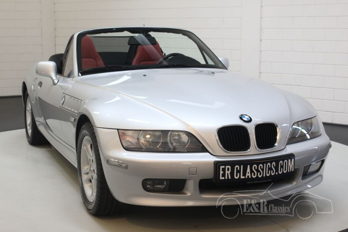 bmw z3 2003 vendre chez erclassics. Black Bedroom Furniture Sets. Home Design Ideas