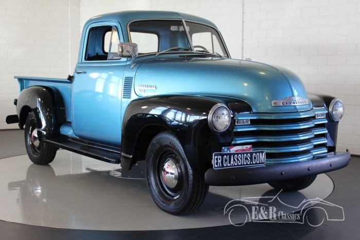 Chevrolet 3100 Pick-up a vendre