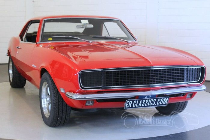 Chevrolet Camaro RS coupe 1968 a vendre