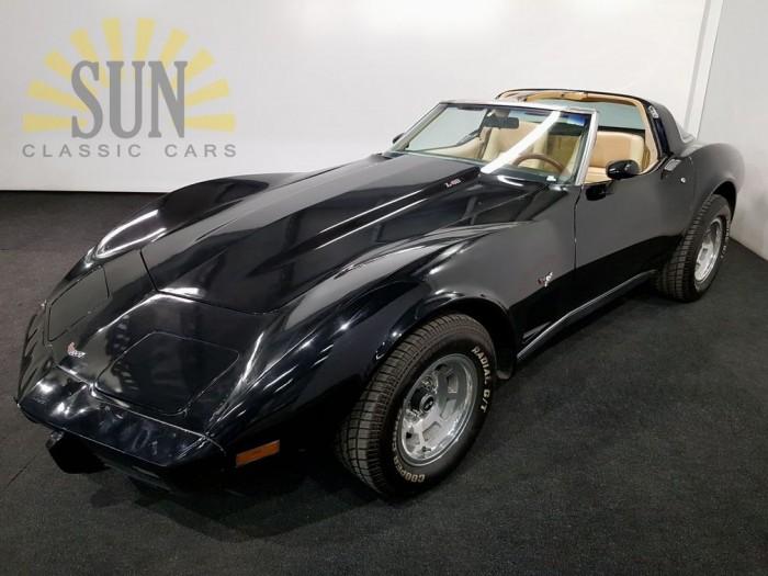 Chevrolet Corvette C3 Targa a vendre