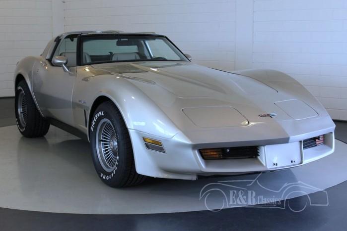 Chevrolet Corvette C3 a vendre