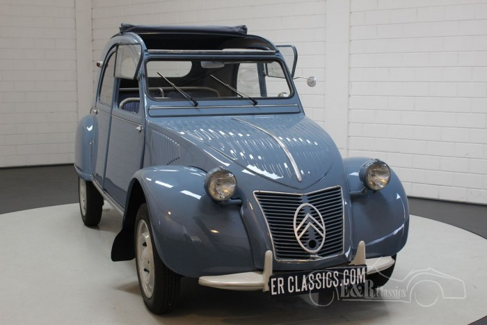 Citroën 2CV AZ 1960 a vendre