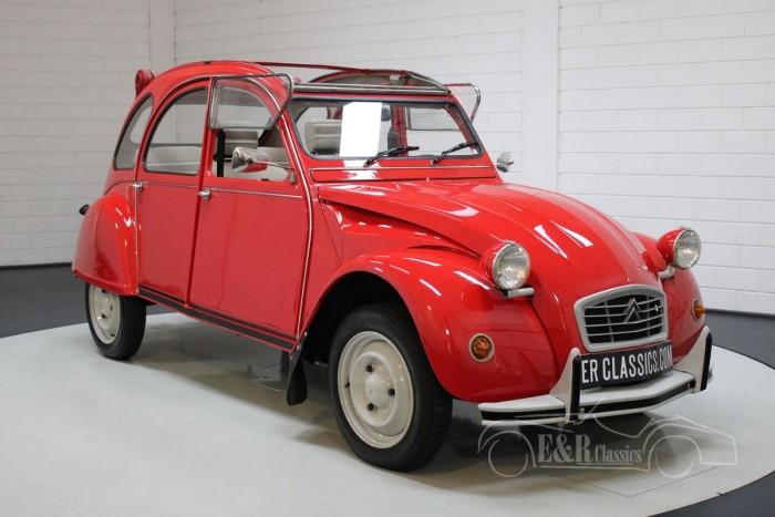 Citroën 2CV6 a vendre