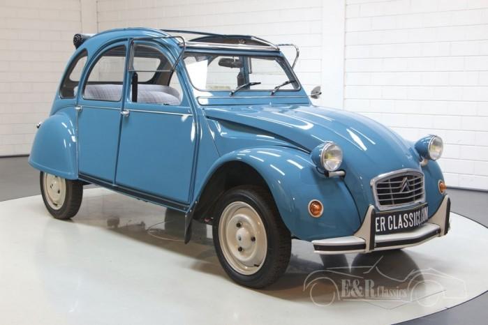 Citroën 2CV6 Club a vendre