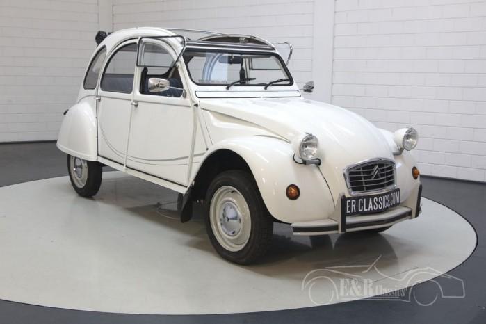 Citroën 2CV Club a vendre