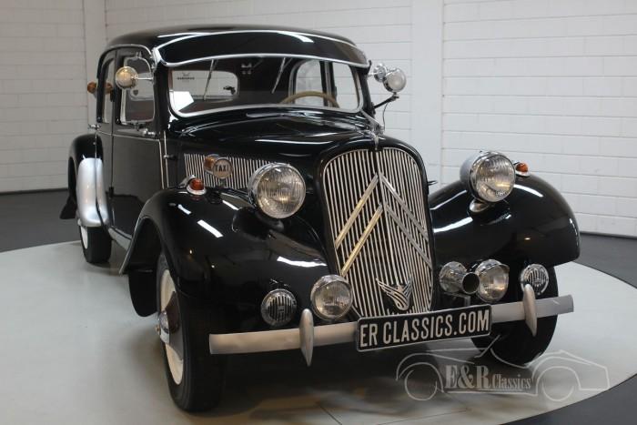 Citroën Traction Avant 11BL Sport 1950 a vendre