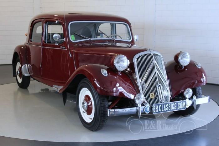 Citroen Traction Avant 11B 1953 a vendre