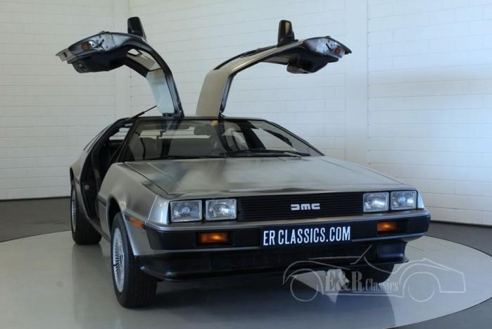 Delorean DMC-12 Coupe 1981  a vendre