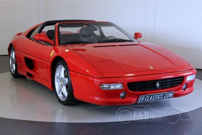 Ferrari F355 GTS Targa 1995 a vendre