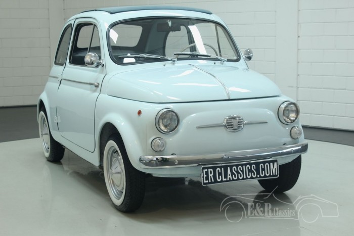 Fiat 500 D 1962  a vendre