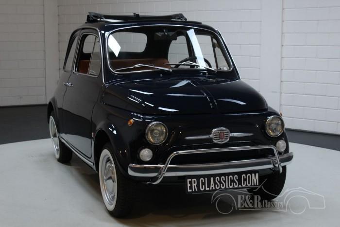 Fiat 500 L 499cc 1968  a vendre