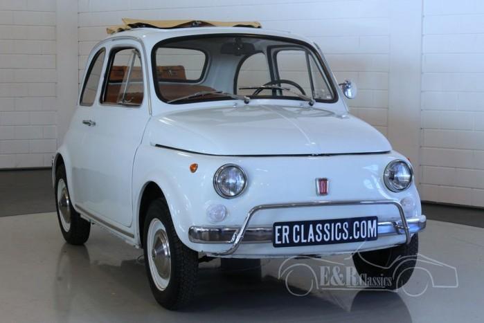Fiat 500 L 1972 a vendre