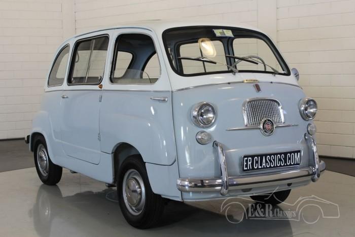 Fiat 600D Multipla 1965  a vendre