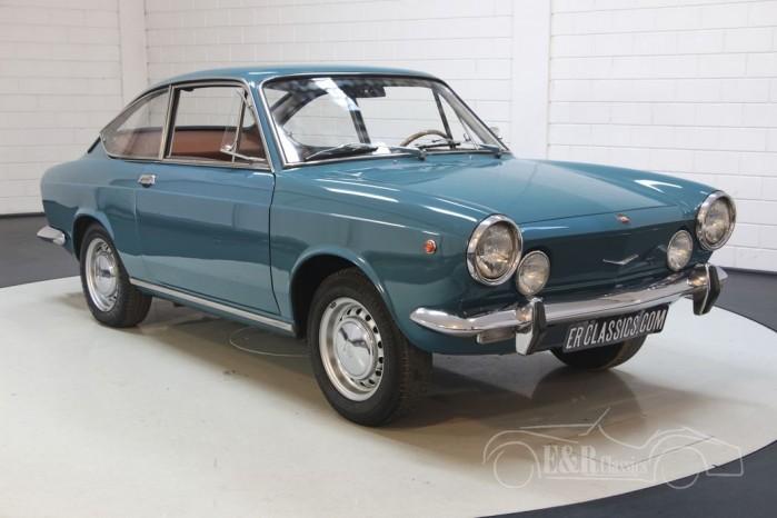 Fiat 850 Sport Coupe a vendre