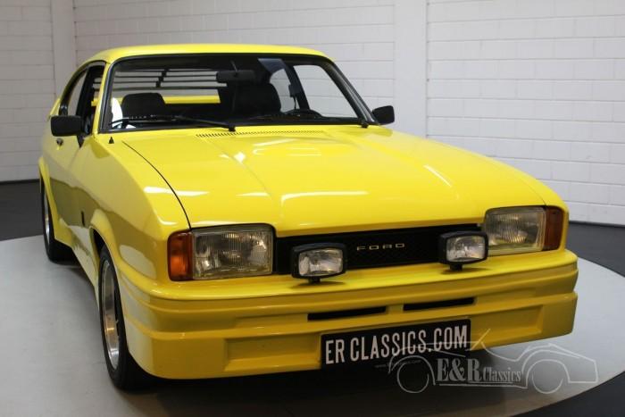 Ford Capri Mk2 2000 S V6 1977 a vendre