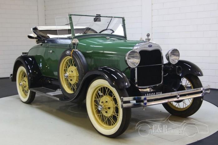 Ford Model A a vendre